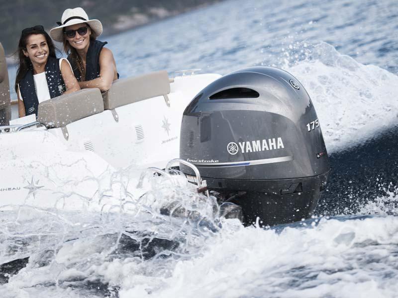 Nieuw van Yamaha